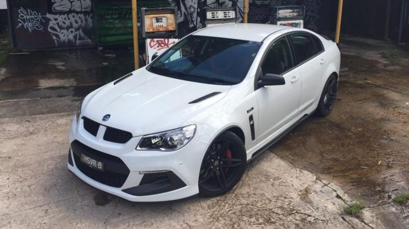 2017 HSV Clubsport LSA quick spin review - Eight questions