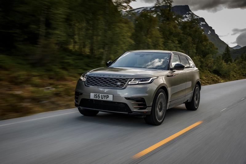 0 Land Rover Range Rover Velar