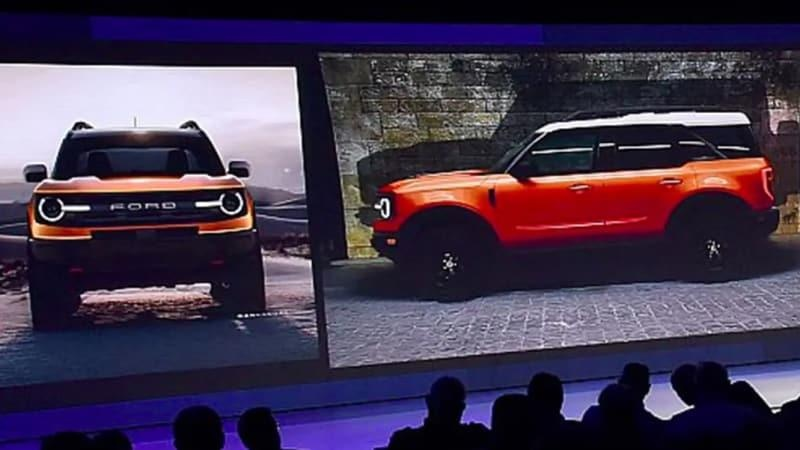 2021 Ford Bronco Sport order guide reveals key specs of ...