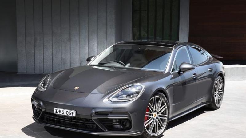 2017 Porsche Panamera Turbo Review Quick Spin Porsche Panamera Turbo