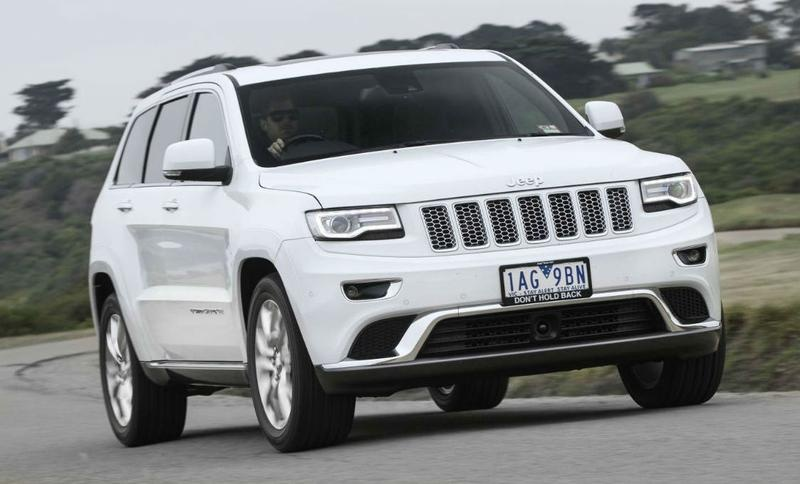 Recalls Jeep Grand Cherokee Wrangler Tata Holden Cruze More
