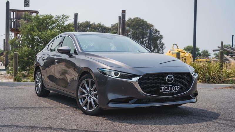 2020 Mazda 3 Astina sedan review | Tech, Comfort and Value