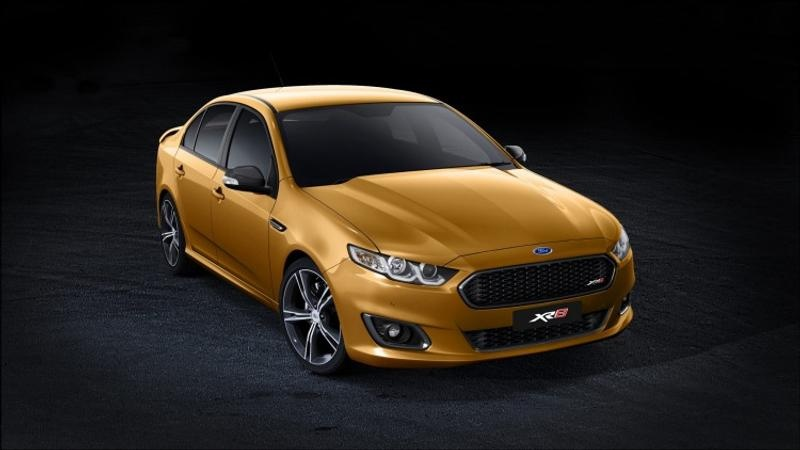 Ford Reveals Final Details Of Falcon Xr8