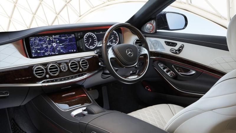 2016 Mercedes-Benz S500