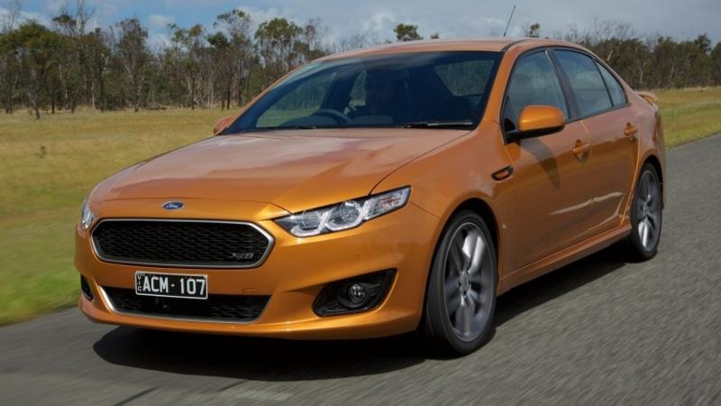 High Powered Falcon Xr6 Turbo Looms