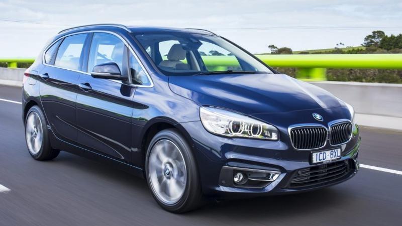 2015 BMW 220d