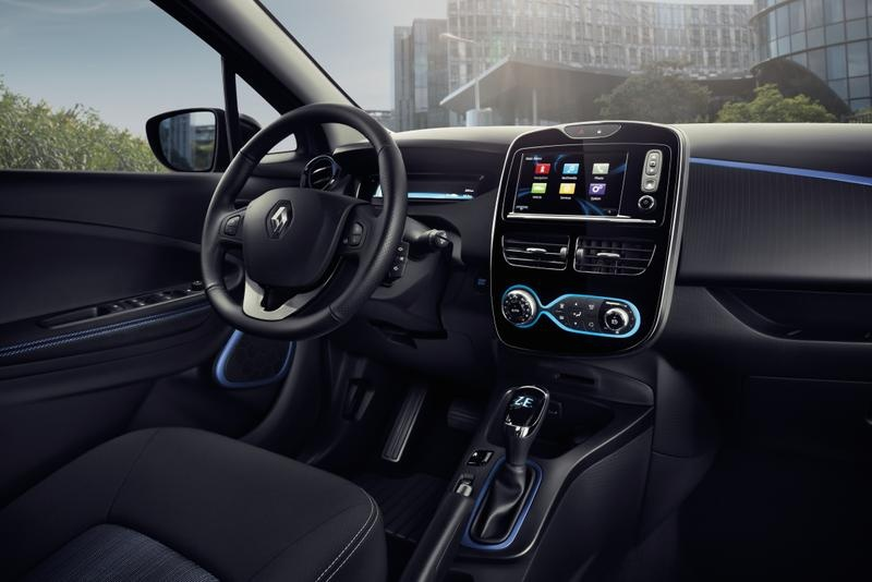 2017 Renault Zoe