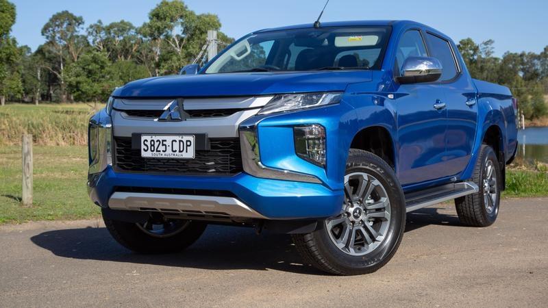 2020 Mitsubishi Triton Glx R Review Tech Versatility And Size
