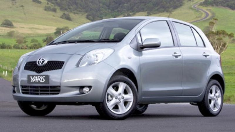 Used Car Review Toyota Yaris 2005 2007