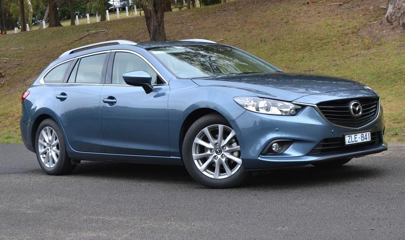 Mazda6 Review 2013 Touring Petrol Wagon
