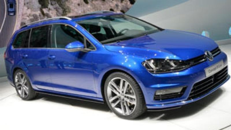 Volkswagen Launches Golf R Wagon Wolfsburg Edition in Australia and Its White - autoevolution