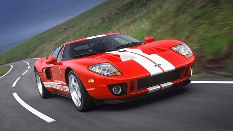 2014 Ford Performance Vehicles GT
