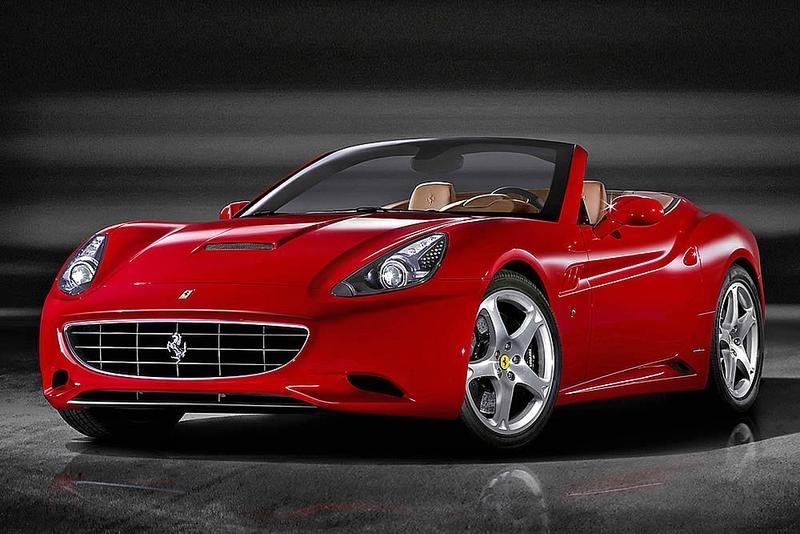 Ferrari California Manual Transmission On The Way: Report