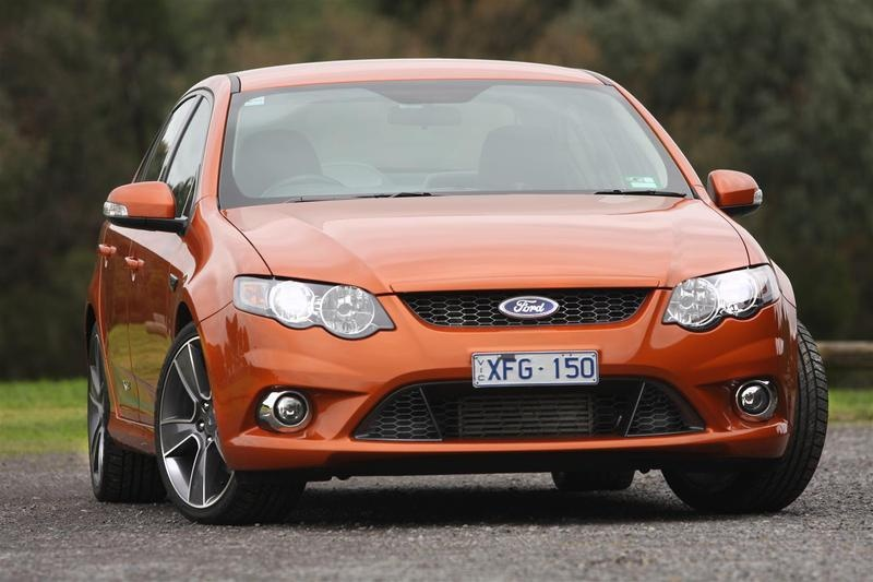 2011 Ford Xr6 Turbo 50th Anniversary Road Test Review