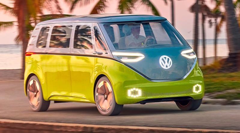 2008 Volkswagen Kombi