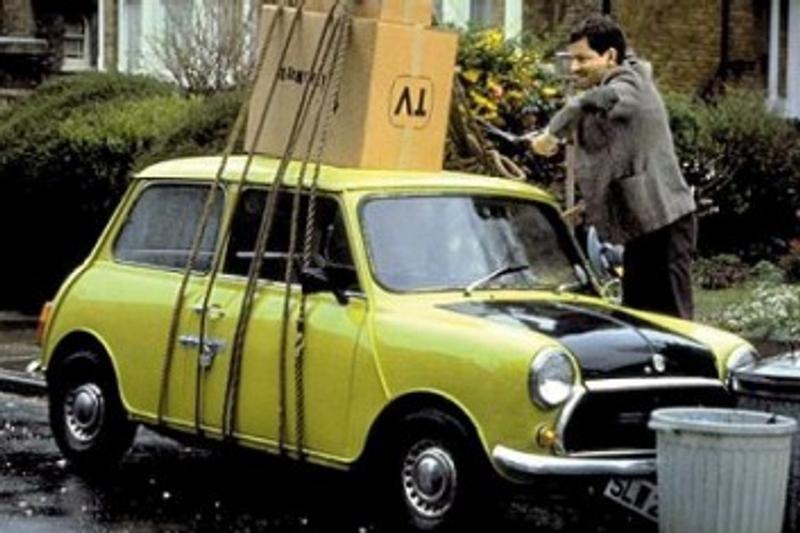 Mr Bean's Mini madness