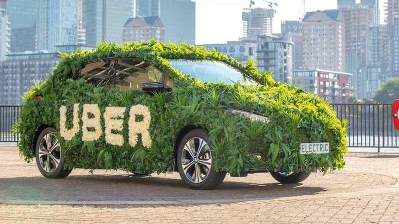 All-electric Uber Green launches in London, Aus takes different approach