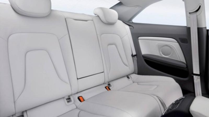 Audi A5 Five Seater On The Way
