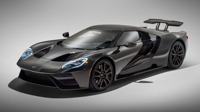 2020 Ford GT has more power, exposed carbon-fibre finish | Drive