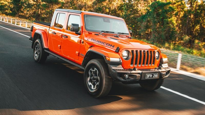 2020 Jeep Gladiator Rubicon Review Australian Launch Versatility