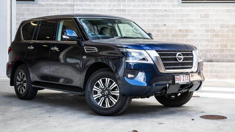 2020 nissan patrol ti review | size, versatility and tech