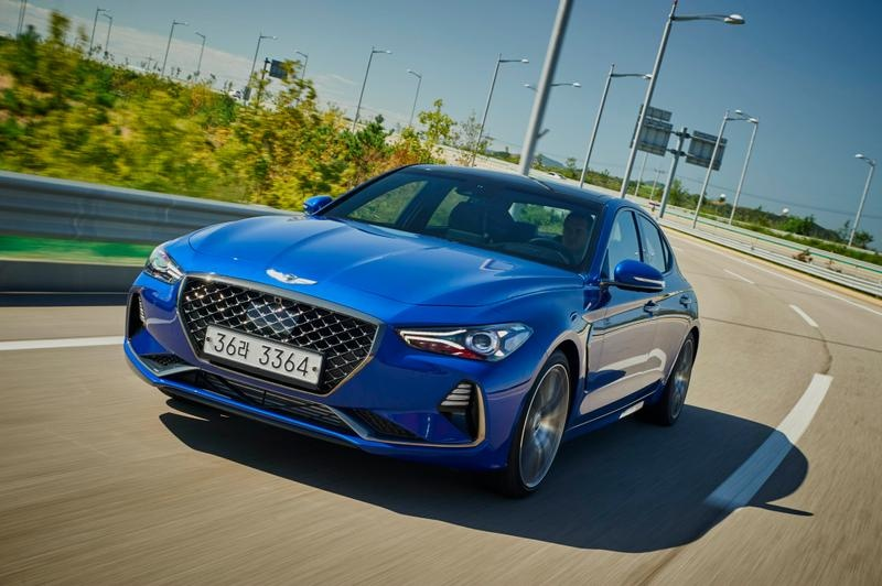 2018 Hyundai Genesis