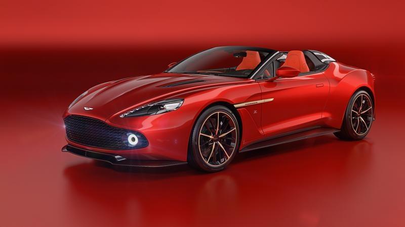 0 Aston Martin Vanquish