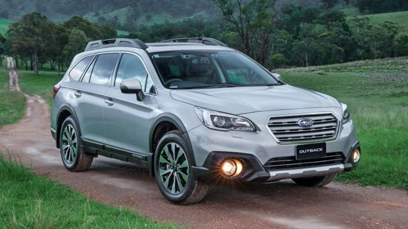 2017 Subaru Outback Range Review The