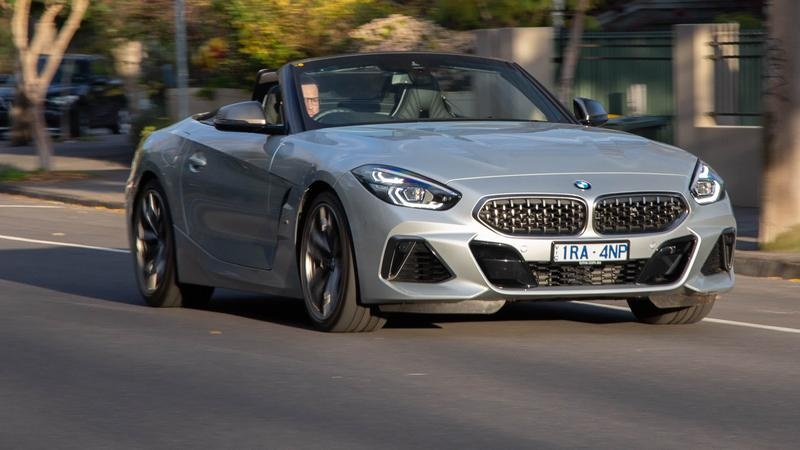 2020 Bmw Z4 M40i Review 285kw Update Comfort Drive And Power