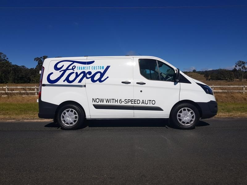 0 Ford Transit Custom