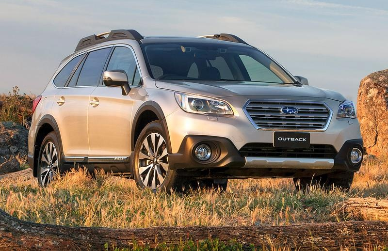 2015 Subaru Outback Price And Features For Australia