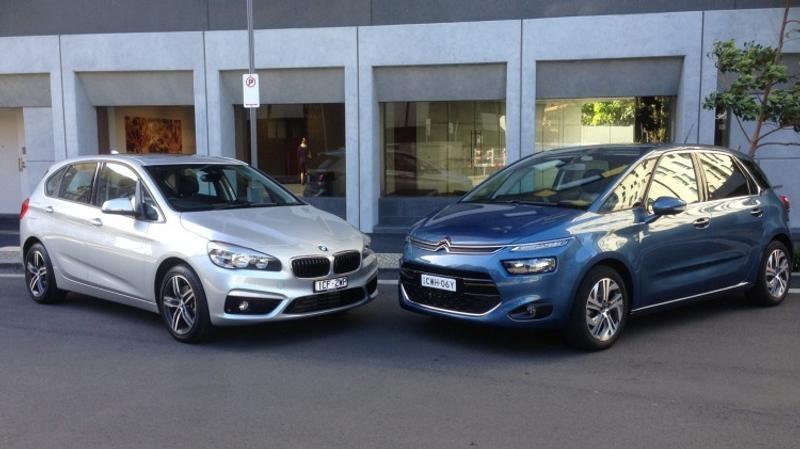 2014 BMW 218d