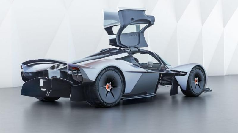 F1 For The Road Inside Aston Martin S Valkyrie F1 For The Road Inside Aston Martin S Valkyrie