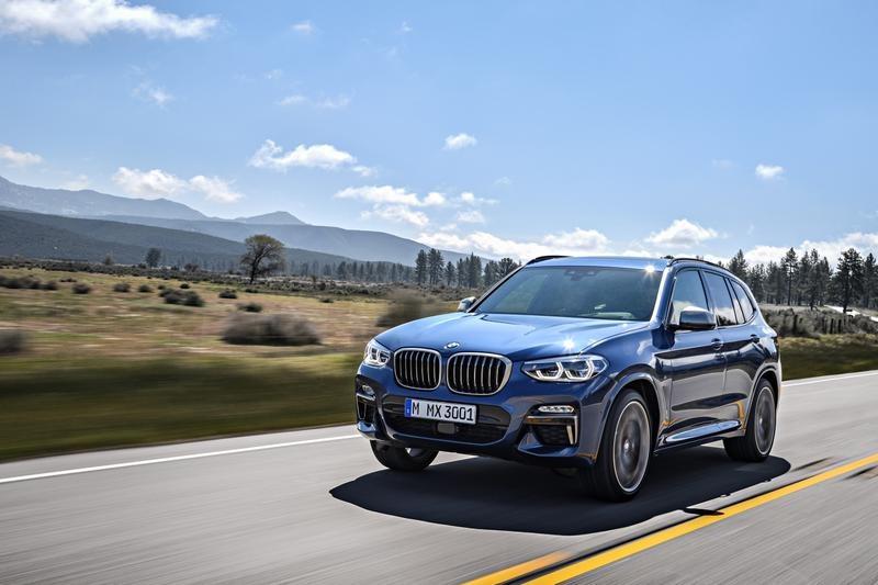2018 BMW X3 20d