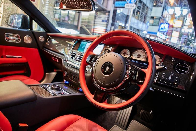 0 Rolls-Royce Wraith