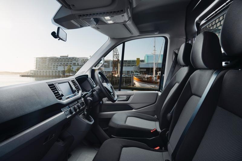 2018 Volkswagen Crafter