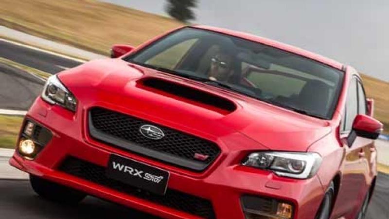 0 Subaru WRX
