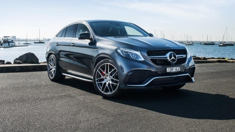 2016 Mercedes-Benz GLE63