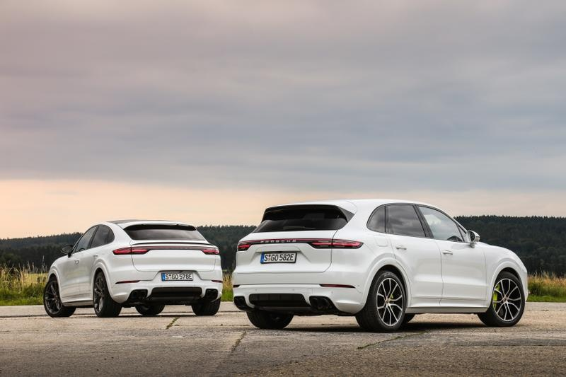 2020 Porsche Cayenne Turbo S E Hybrid Pricing And Specs Drive Car News