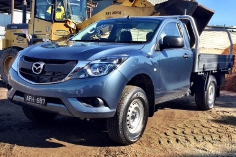 2019 Mazda Bt 50 Usa Release Price Specs And Changes >> Tested Mazda Bt 50 Single Cab