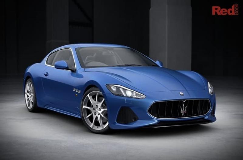 2020 Maserati GranTurismo car valuation