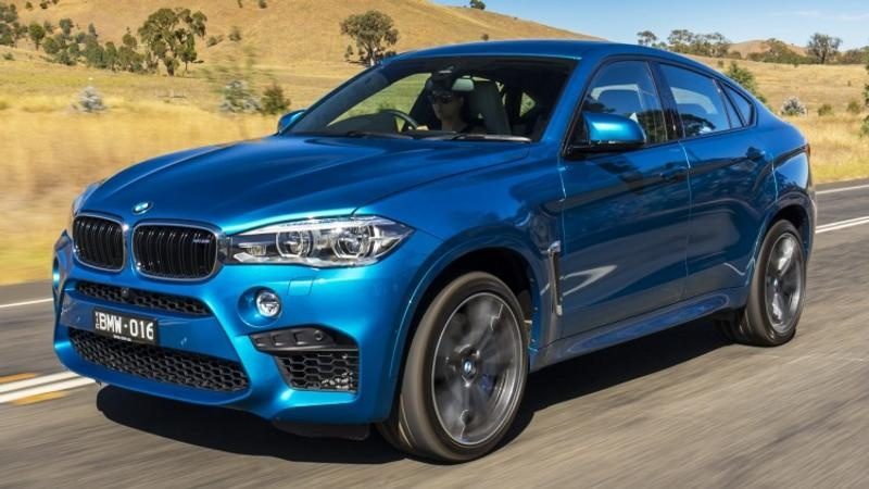 Bmw X5m And X6m First Drive Review
