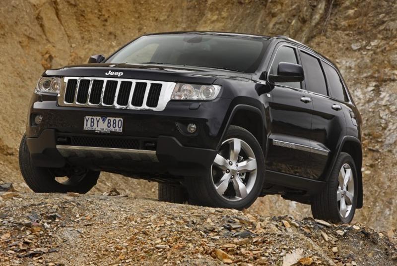 2012 Jeep Grand Cherokee car valuation