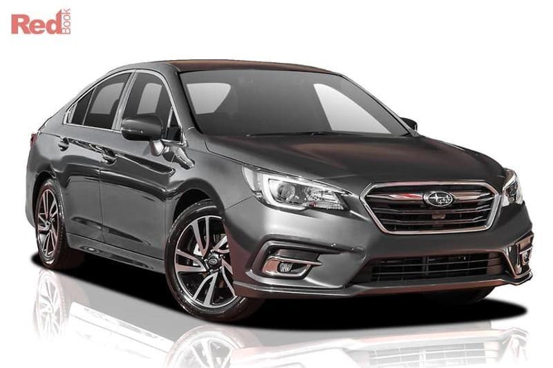 2020 Subaru Liberty new car showroom