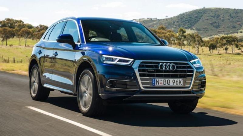 0 Audi Q5