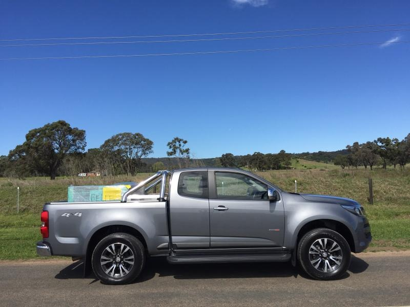 0 Holden Colorado
