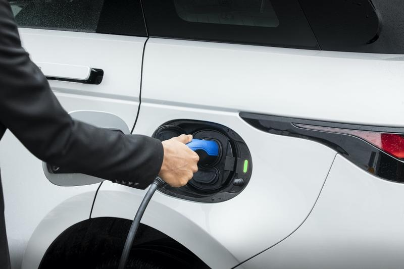 The Australian states with the most electric car charging points