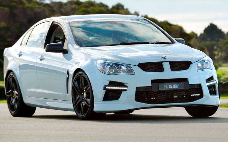 2013 HSV GTS Gen-F Track Test Review