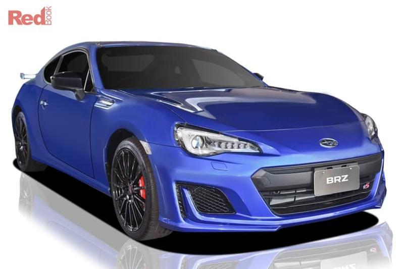 2017 Subaru BRZ car valuation