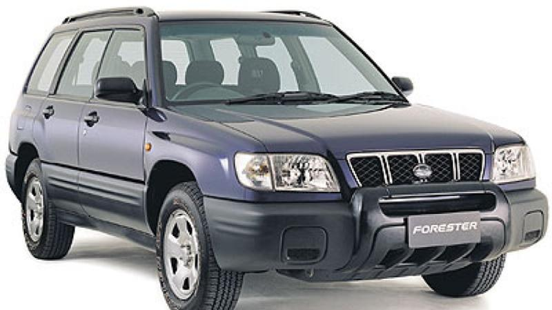 Used car review: Subaru Forester 1997-2003